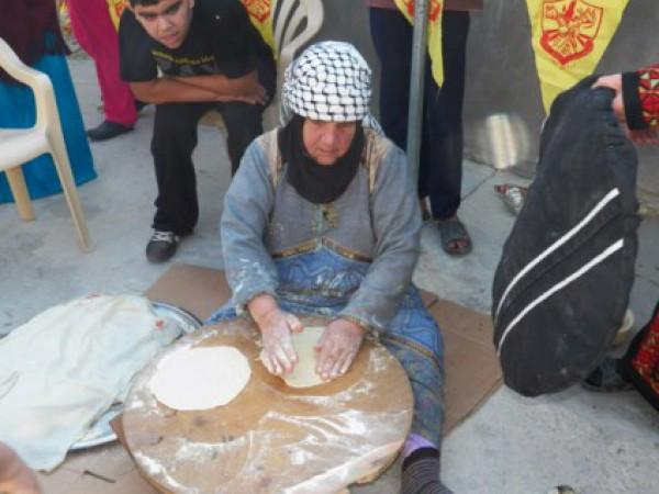 يوم تراثي فلسطيني في مخيم الرشيدية 3910061677