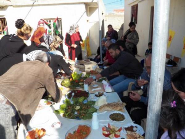 يوم تراثي فلسطيني في مخيم الرشيدية 3910061679