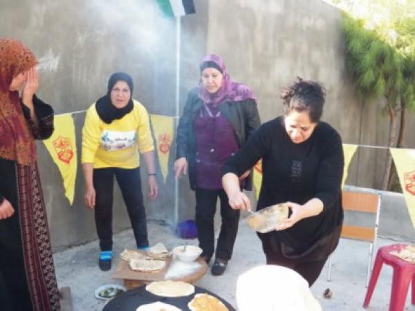 يوم تراثي فلسطيني في مخيم الرشيدية 3910061680