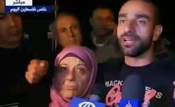 الافراج عن الاسير سامر العيساوي 3910064309
