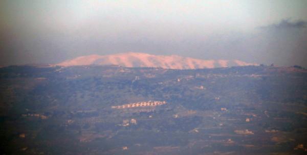 جبل الشيخ في فلسطين 3910079351
