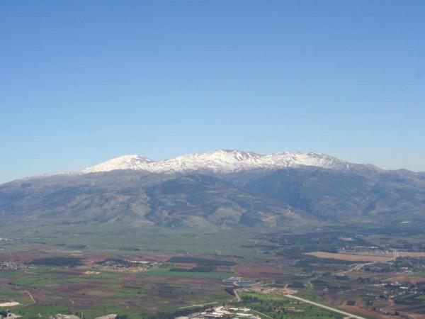 جبل الشيخ في فلسطين 3910079352