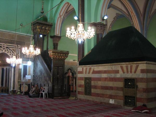 جولة في الحرم الابراهيمي 3910093122