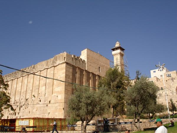 جولة في الحرم الابراهيمي 3910093123
