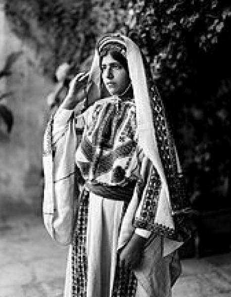 الثوب الفلسطيني 3910105723