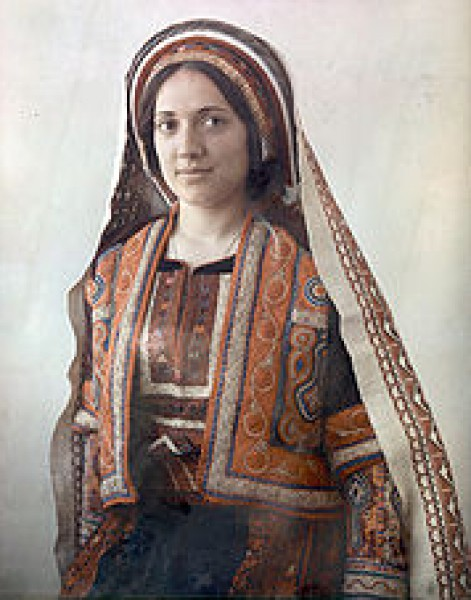 الثوب الفلسطيني 3910105726