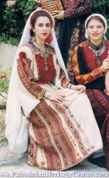 الثوب الفلسطيني 3910105731