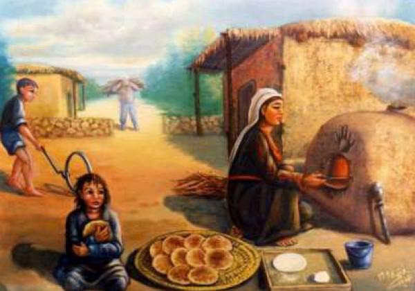 حائز على جوائز عالمية .. أبرز رسام فلسطيني يعيش ظروف صعبة في غزة 3910121481