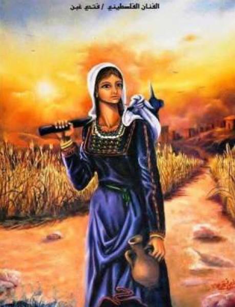حائز على جوائز عالمية .. أبرز رسام فلسطيني يعيش ظروف صعبة في غزة 3910121490
