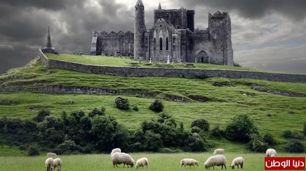 طبيعة ايرلندا -بدون مكياج 3910156724