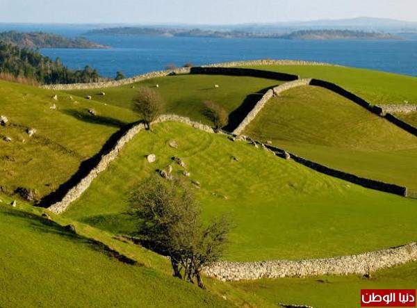 طبيعة ايرلندا -بدون مكياج 3910156725