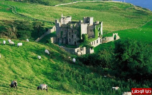 طبيعة ايرلندا -بدون مكياج 3910156727