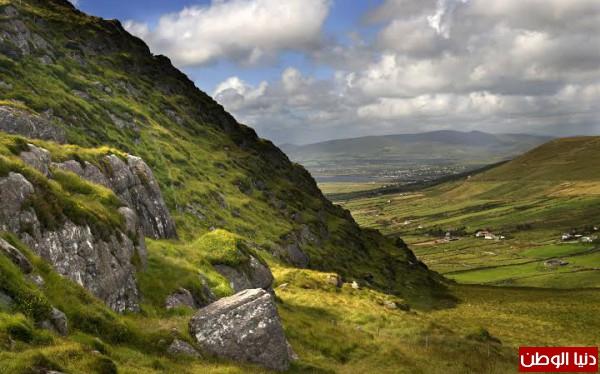 طبيعة ايرلندا -بدون مكياج 3910156728