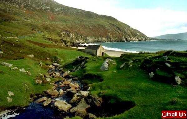 طبيعة ايرلندا -بدون مكياج 3910156729