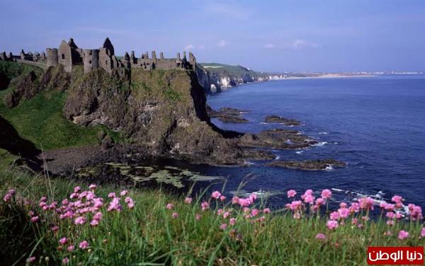 طبيعة ايرلندا -بدون مكياج 3910156737