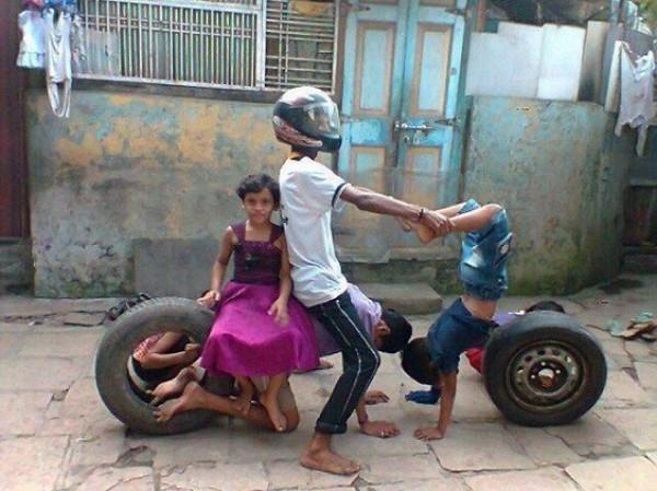 فقط في الهند 3910169248