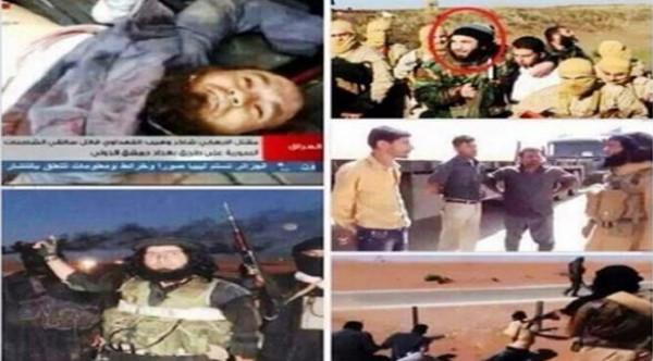 أنباء عن مصرع الداعشي الذي أسر الطيار الأردني 3910332404