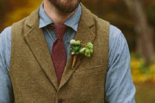 أزياء عريس خريف 2015 من موضة الستينات والسبعينات 3910459688