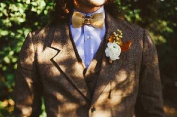 أزياء عريس خريف 2015 من موضة الستينات والسبعينات 3910459690