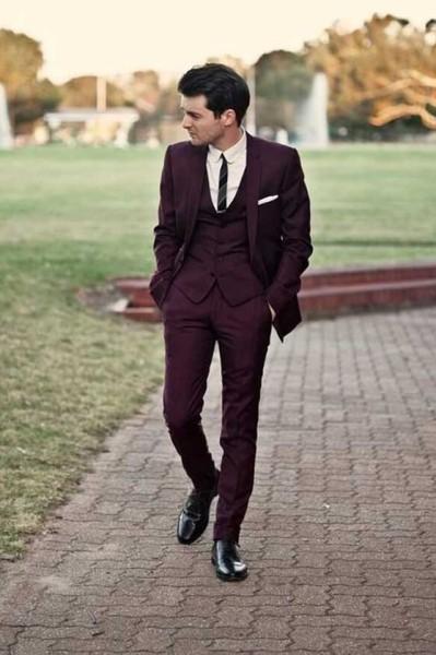 أزياء عريس خريف 2015 من موضة الستينات والسبعينات 3910459695