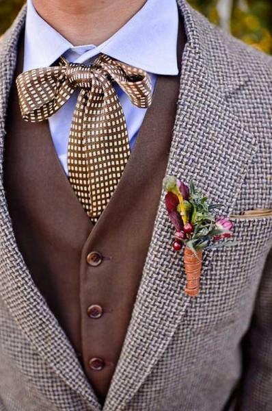 أزياء عريس خريف 2015 من موضة الستينات والسبعينات 3910459700