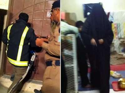 سعودي يحبس أسرته في منزل موصد بإحكام يتكون من غرفة واحدة لمدة 6 أشهر 9998317819