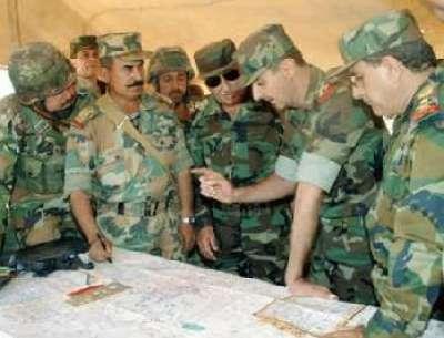 مصادر: القيادة السورية أعطت الأوامر بالحسم العسكري مهما كلف ذلك 9998335070