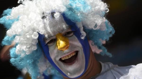 البرازيل تقبض على اخطر مشجع لرجنتيني 9998480561