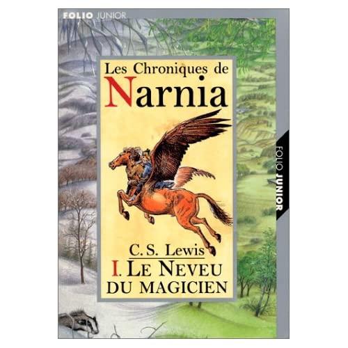 Le monde de Narnia : chapitre 1 207054642X.08._SS500_SCLZZZZZZZ_V1057199925_