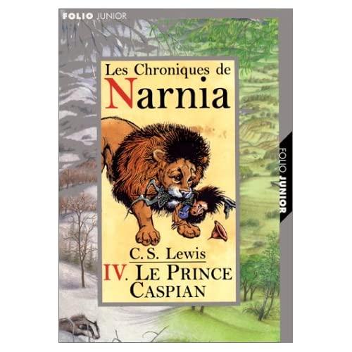 Le monde de Narnia : chapitre 1 2070546454.08._SS500_SCLZZZZZZZ_V1056542097_