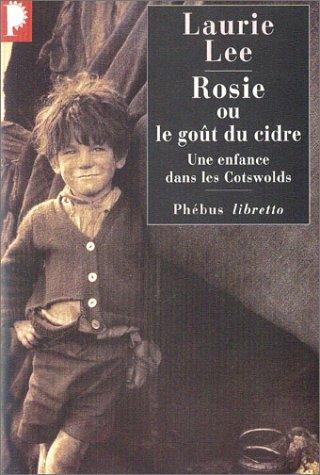 Rosie ou le goût du cidre de Laurie Lee 2859408959.01.LZZZZZZZ