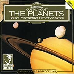 Les planètes de Gustav Holst B000001GJW.01._AA240_SCLZZZZZZZ_
