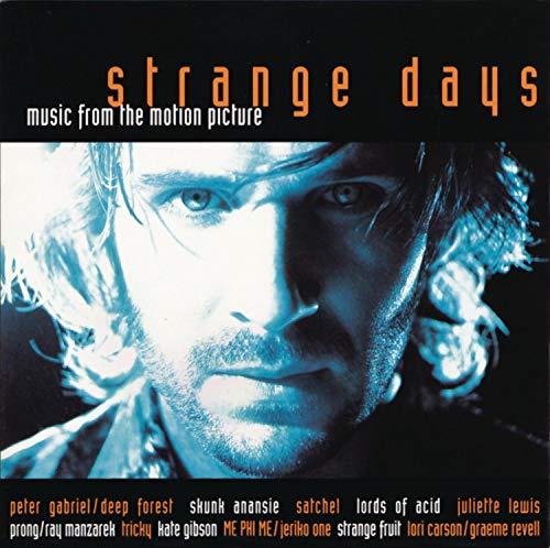 """Une BO bien """"destroy"""" STRANGE DAYS de Katryn Bigelow  B000002B7B.09.LZZZZZZZ"""
