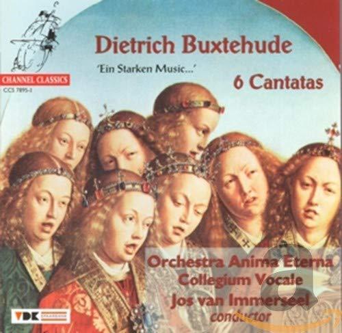 Dietrich Buxtehude : Œuvres vocales B000003UZ1.01.L