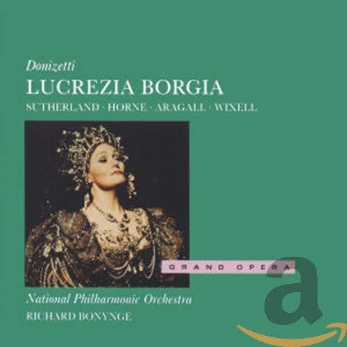 Donizetti - zautres zopéras B00000E3QV