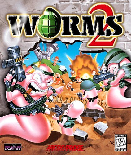 Worms 2 B00002S8AT.01.LZZZZZZZ