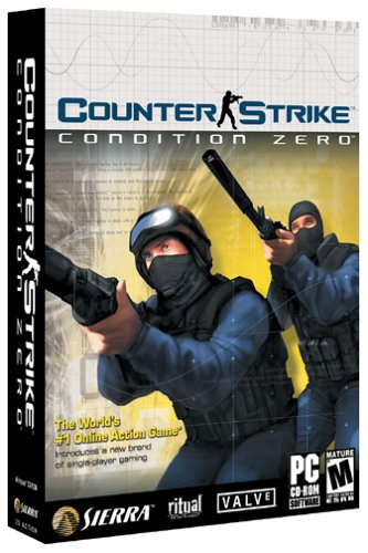 Counter-Strike: Condition Zero B00005Y0IW.01.LZZZZZZZ