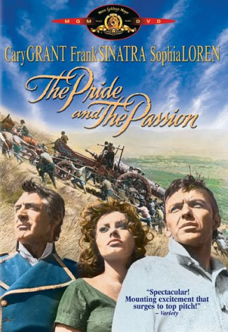 Orgueil et passion - The Pride And The Passion - 1957 - Stanley Kramer B000062XF1.01.LZZZZZZZ