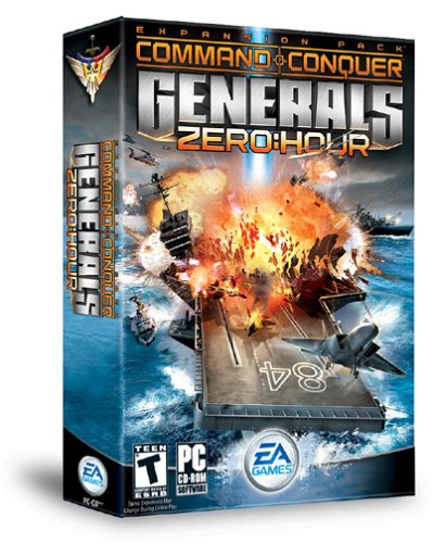 Command & Conquer Generals: Zero Hour Expansion B0000C0YNT.01._SCLZZZZZZZ_