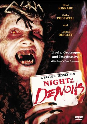 La Noche de los Demonios/ Night of the Demons - Kevin Tenney (1988) B0001ZX0GK.01.LZZZZZZZ