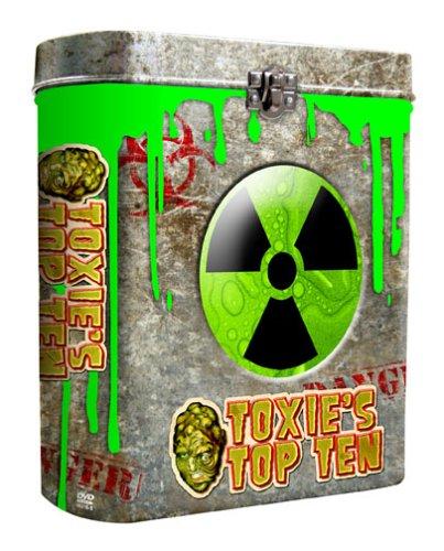 TOXIE S TOP TEN zone all / 10 dvd s/metal box B000AM6OD0.01._SCLZZZZZZZ_