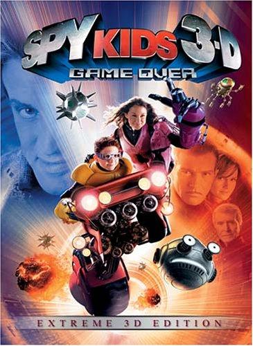 [Dimension] Spy Kids (Trilogie 2001-2004) B000AMEKEK.01.LZZZZZZZ