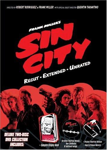 SIN CITY LIMITED EDITIONS  ZONES 1/2/ B000BU0B6W.01.LZZZZZZZ