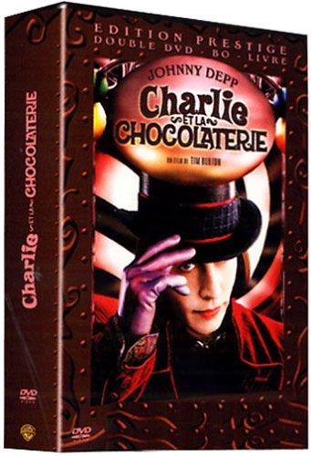 CHARLIE et la fabrique de chocolat edition prestige B000CD9U92.08.LZZZZZZZ