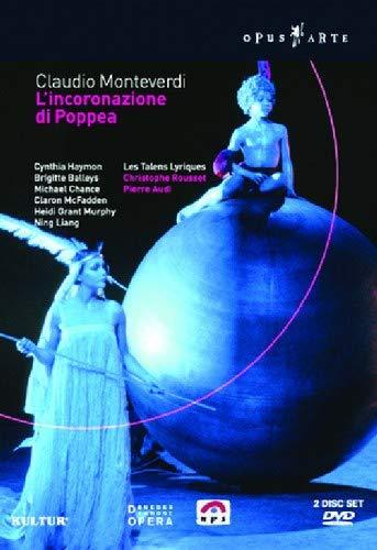 monteverdi - Monteverdi - L'Incoronazione di Poppea B001FZQON6