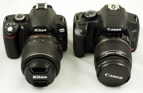 Photographie. D60-xsi-lens