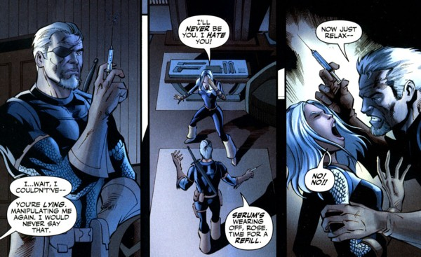Rose Wilson/The Ravager 2009-08-02-noooooo