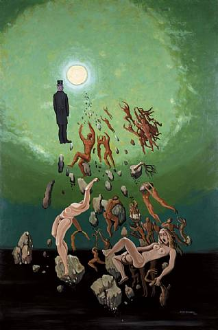 Victor Brauner : « peindre c'est la vie, la vraie vie, ma vie » 330956