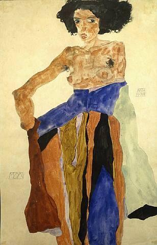 Egon Schiele, (1890 - 1918) Artwork_images_421_296282_egon-schiele