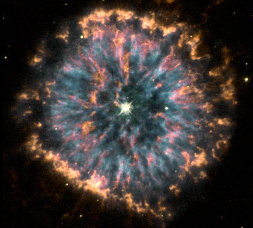 Звёздное небо и космос в картинках - Страница 3 Ngc6751_hst